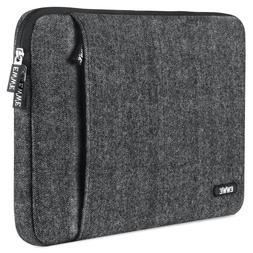 Protective Laptop Bag Briefcase Sleeve case with Outer Pocke