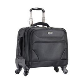 Rolling Briefcase on 4 Wheels Rolling Laptop Bag Rolling Com