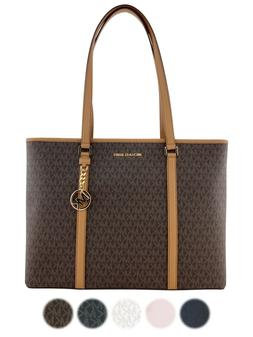Michael Kors Sady Large Multifunctional Top Zip Tote Laptop