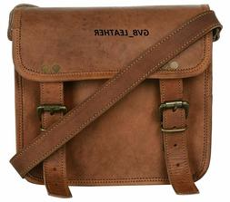 Satchel Messenger Laptop Bag Women's Distressed Village Craf