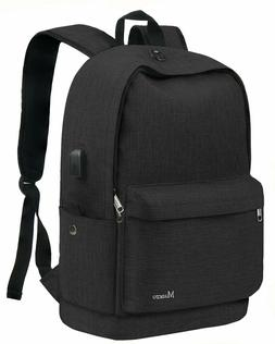 Mancro School Backpack, College Middle High Student Anti-The