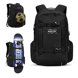 Skateboard Backpack Basketball Baseball Football Rugby Ball