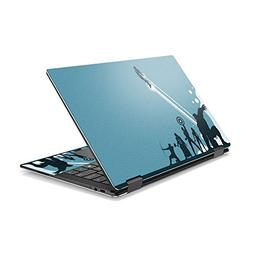 MightySkins Skin for DELL XPS 13 9365 2-in-1  - Super Squad