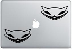 Sly Cooper FlashDecals1666 Set Of Two  , Decal , Sticker , L