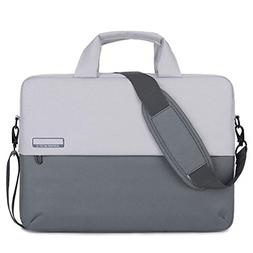 BRINCH 15.6 Inch Soft Nylon Laptop Bag Water Resistant Noteb
