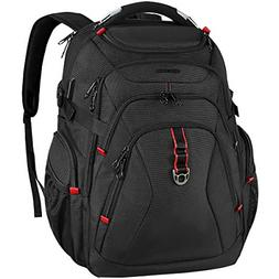 Travel Laptop Backpack 17.3 Inch XL Heavy Duty Computer Back