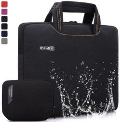 "Brinch Unisex 13-15.6"" Laptop Messenger Bag with Accessory B"