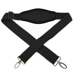 Universal Adjustable Padded Shoulder Replacement Strap for L