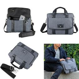 Universal Oxford Laptop Bag Men's Briefcase For HP Dell Asus