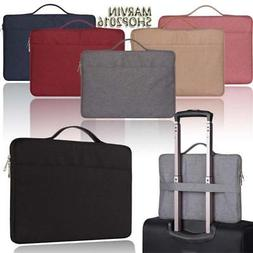 "Universal Sleeve Case Carry Hand Bag Pouch For 11"" 13"" 14"" 1"