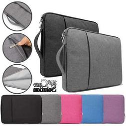 "Universal Sleeve Case Carrying Hand Bag For 10"" 11"" 13"" 14"""