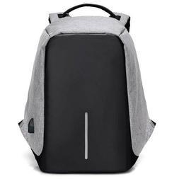 usb backpack laptop bag anti theft computer