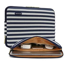 kayond Bohemian Canvas Water-Resistant 14 inch Laptop Sleeve