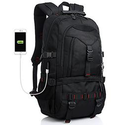 Fashion Laptop Backpack Contains Multi-Function Pockets, Toc