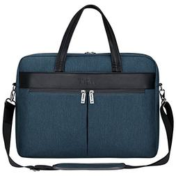 S-ZONE Laptop Tote Bag for Women 15.6 inch Large Business Wo