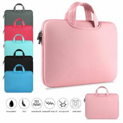 zipper laptop bag protect cover sleeve case